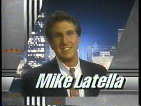 Mike Latella - WROC-TV Rochester - Show Open