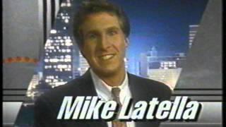 Mike Latella - WROC-TV Rochester - Show Open