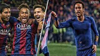 10 Times Neymar Jr Revenge In Football | HD