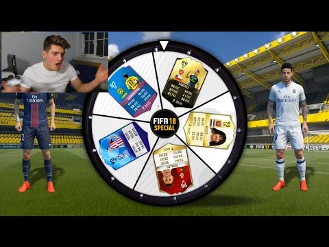 Thumbnail: OMG SICK NEW GAME MODE SPIN THE WHEEL?! 😱 (Fifa 17 Ultimate Team)