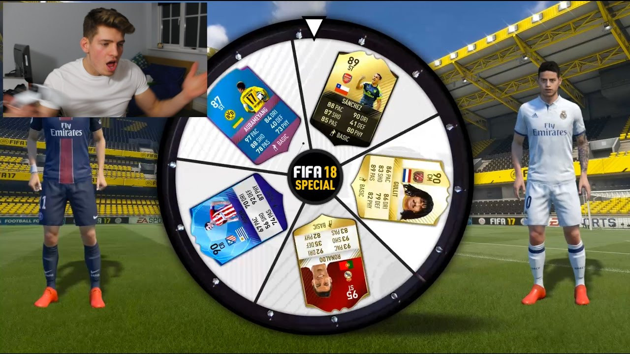 omg sick new game mode spin the wheel fifa 17 ultimate team youtube. Black Bedroom Furniture Sets. Home Design Ideas
