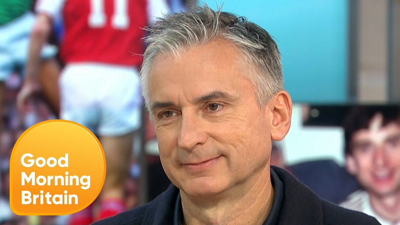 Alan Smith Reflects on His Time at Arsenal and Life After Football | Good Morning Britain