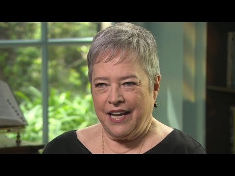 Kathy Bates Takes Cbs To The Doctor S Office Youtube
