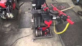 tube bender tooling/ bending parts