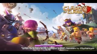Primeiro vídeo pro canal de clash of clans