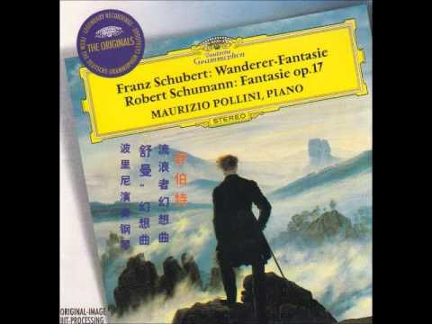 Schubert, Wanderer-Fantasie (M. Pollini)