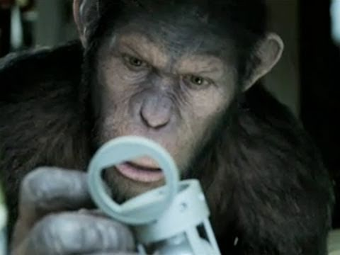 Rise of the Planet of the Apes - WETA Livestream