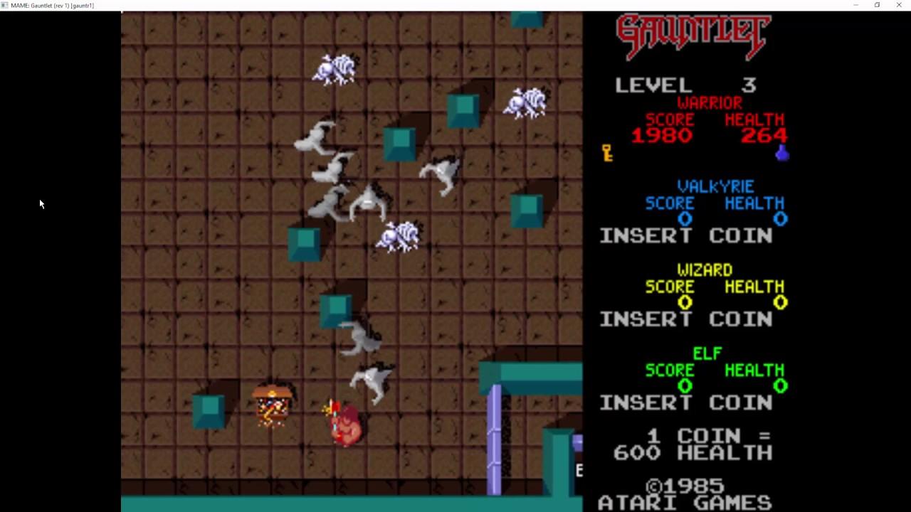 Arcade Spiele 80er Jahre