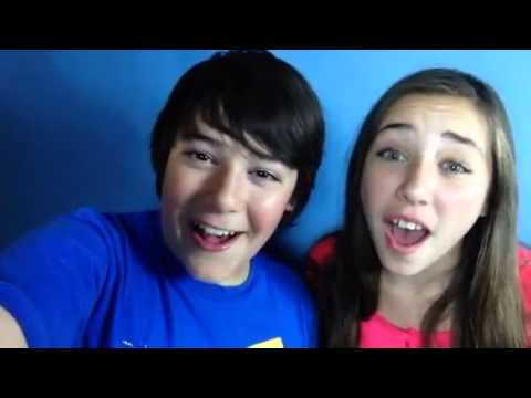 2nd Birthday Message from Jacob and Sophia Ewaniuk