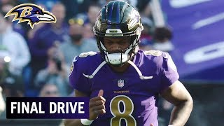 The Last Time a #1 Offense Played a #1 Defense | Ravens Final Drive
