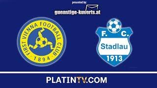Vienna FC vs FC Stadlau full match