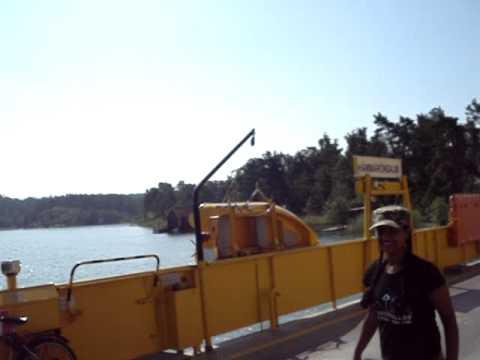 ISTU Archipelago Trip - 6 - Small Ferry