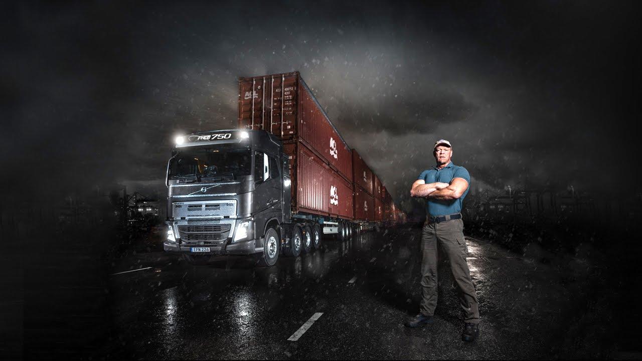Tek kamyon ile 750 tonluk yük nasıl taşınır? (VİDEO)