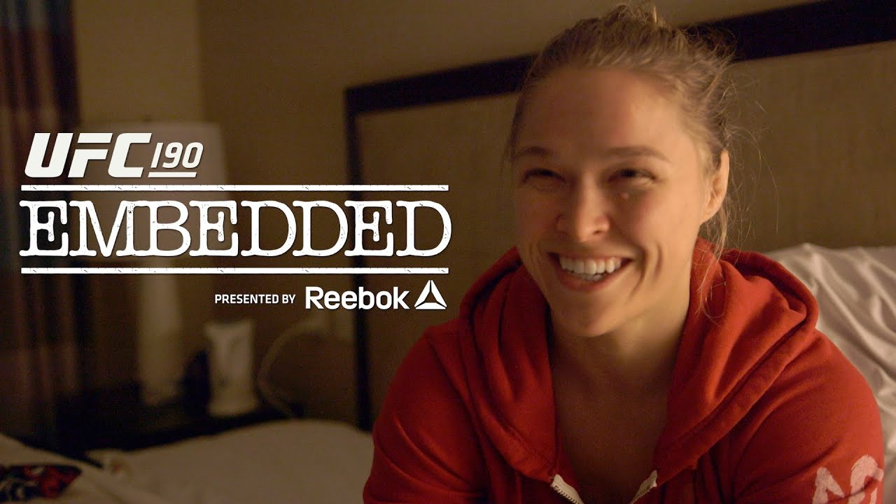 Ufc 190 Rousey Vs Correia Mma Event Tapology