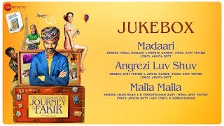 The Extraordinary Journey Of The Fakir | Audio Jukebox | Dhanush | Amit Trivedi