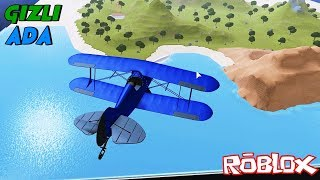 We're flying to the Secret Island! Roblox Vehicle Simulator with Bugatti, Motor and Racing