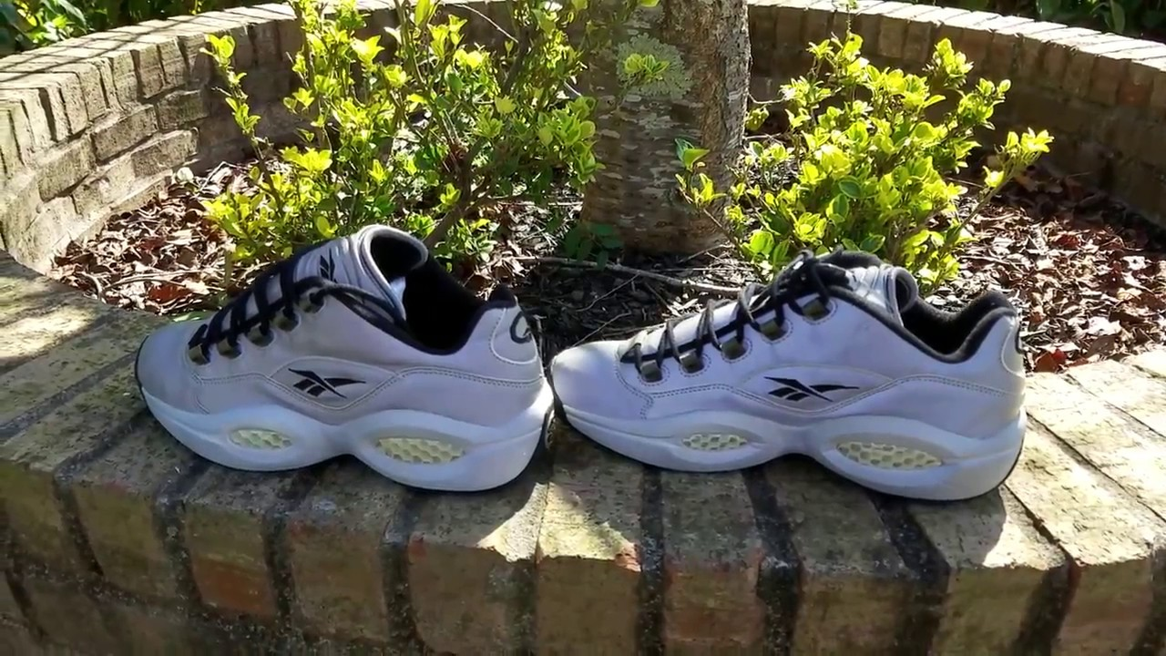 82b55138c95 Reebok Question Low - 2006 Reflective Sample