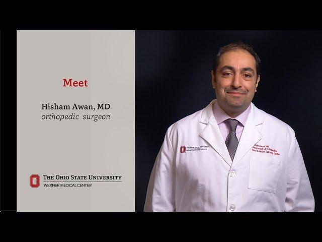 Hisham Awan MD | Ohio State University Wexner Medical Center