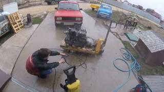 Как мыть двигатьель Кёрхером (видео НиАчЁм)(, 2016-05-22T21:59:06.000Z)