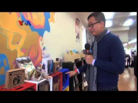 Toko Komik 'Fantom', Sekolah Anjing dan App Video Instan (1) - VOA Pop News