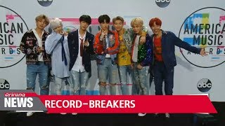 K-pop band BTS sets Guinness World Record for most Twitter engagements