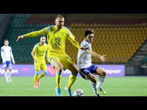 Oqschetpes FC Astana Match Highlights