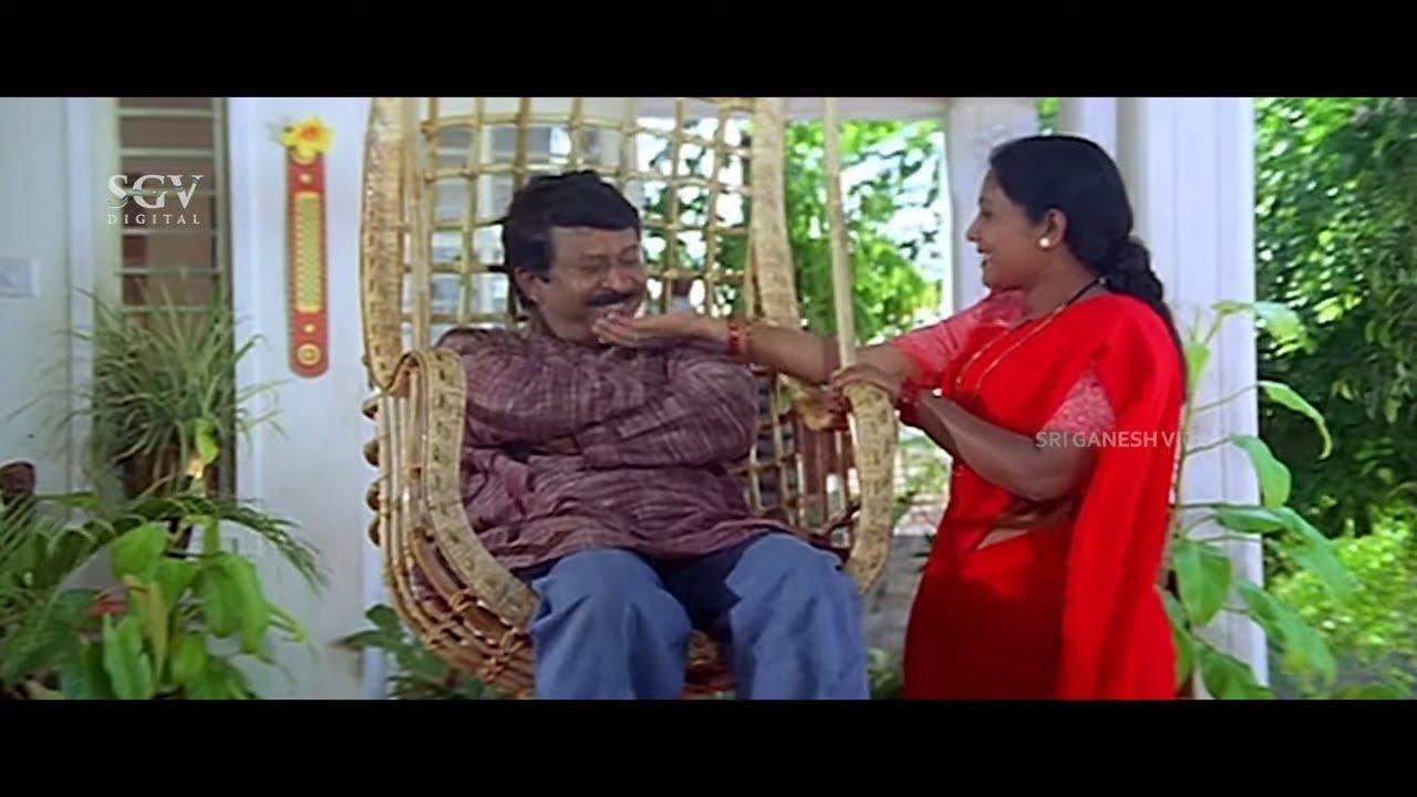 ಮಕ್ಳು ಮಕ್ಳು ಅಂತ ಯಾಕೆ ಬಡ್ಕೊತಿಯ ಮೊದ್ಲೇ ನಮ್ಮ ದೇಶದ ಜನಸಂಖ್ಯೆನೇ ಜಾಸ್ತಿ ಆಗಿದೆ | Comedy Scene | Prema Movie