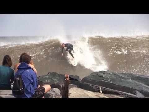 Hurricane Arthur Atlantic City