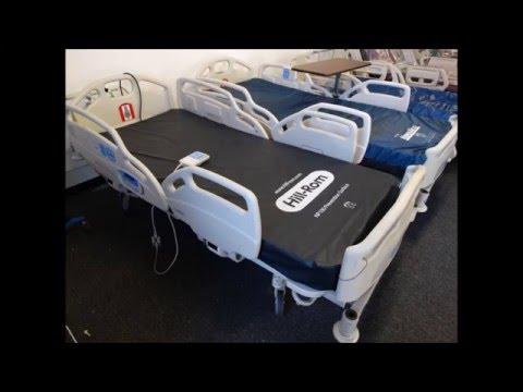 Refurbished Hill Rom CareAssist Hospital Bed