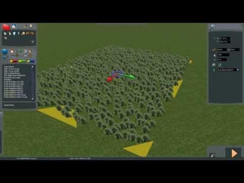 Train Simulator 2014 - Tutorial 11 (The Asset Block Tool)