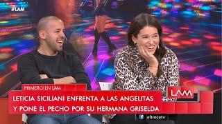 Los ángeles de la mañana - Programa 27/08/19 - Mati Napp y Leticia Siciliani