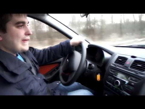 Тест драйв Lada Kalina Cross (Калина Кросс) от ChesnokTV
