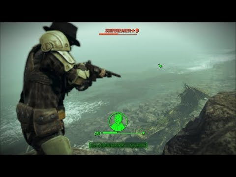 Fallout 4 Survival Mode - Shipbreaker