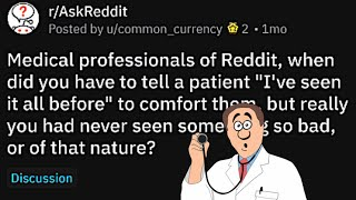 DOCTORS Share WORST Things They Have EVER Seen thumbnail
