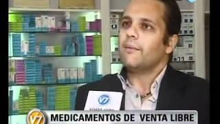 Farmacia en Argentina. Especialidades farmacéuticas publicitarias