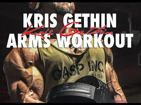 KRIS GETHIN | INSTINCTIVE ARM WORKOUT