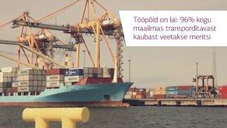 Tule TTÜ Eesti Mereakadeemiasse - kindel töö nii maal kui merel!