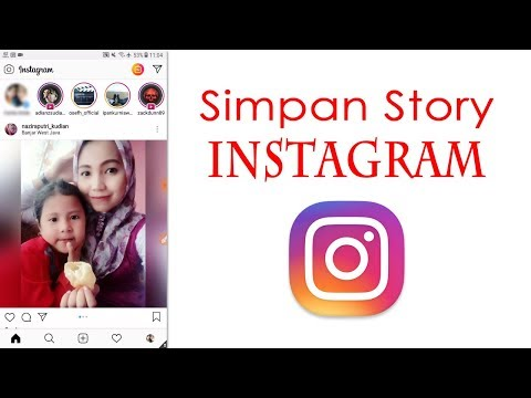 Cara Download Video dari Story Teman di Instagram (2018)