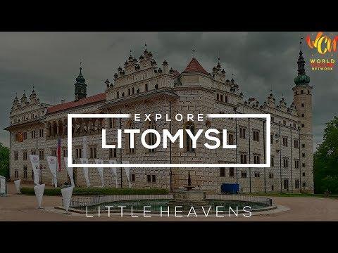 Travel To Litomyšl | Little Heavens of Czech Republic | ft. Meghana Nair