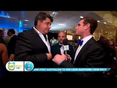 Wake up Logie after party Chanel Ten -Shannon Holtzapffel streaming vf