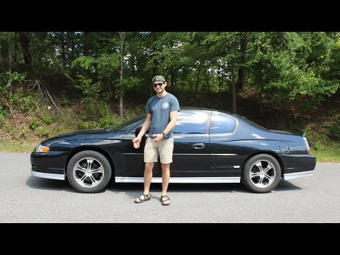 2002 Chevrolet Monte Carlo SS: College Cars Episode 18
