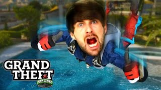 HIGH FLYING POOL PARTY (Grand Theft Smosh)