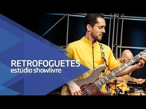 """El víbora"" - Retrofoguetes no Estúdio Showlivre 2016"