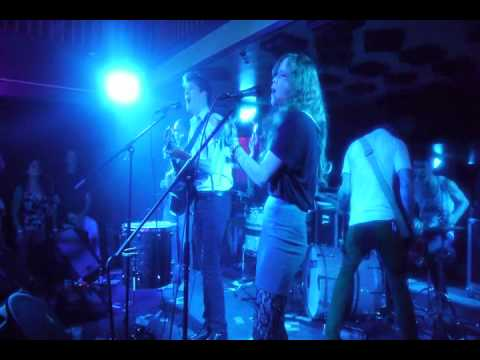 Royal Teeth - For Keeps (Live @ Maison 9/1/11)