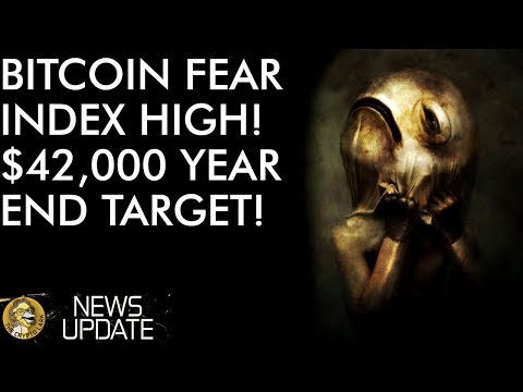 Bitcoin To $42,000 In 2019? Is The Fear Index Flashing A Buy Signal?