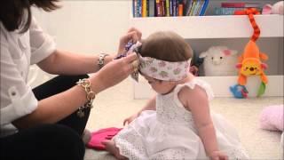 Emily's Bows - Como fazer o Laço da Emily (Portuguese)