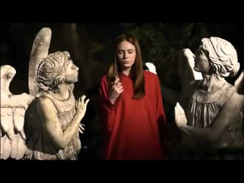 Doctor Who - Flesh and Stone - Amy in the Forest
