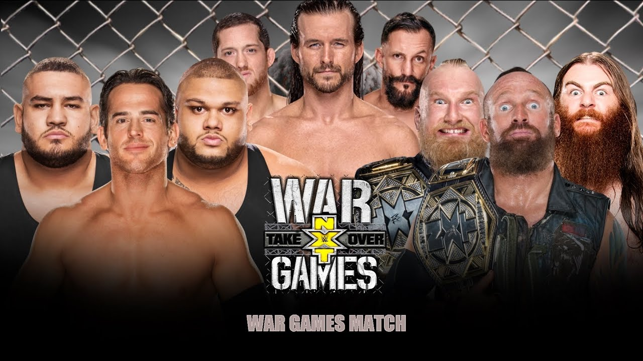 Image result for nxt war games
