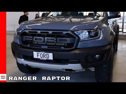 2019 Ford Ranger Raptor Walkaround