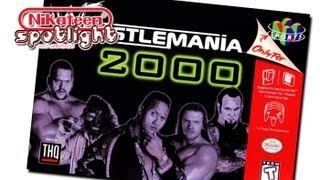 Spotlight Video Game Reviews - Wrestlemania 2000 (Nintendo 64)